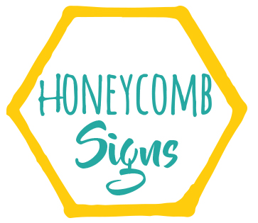 Honeycomb Signs